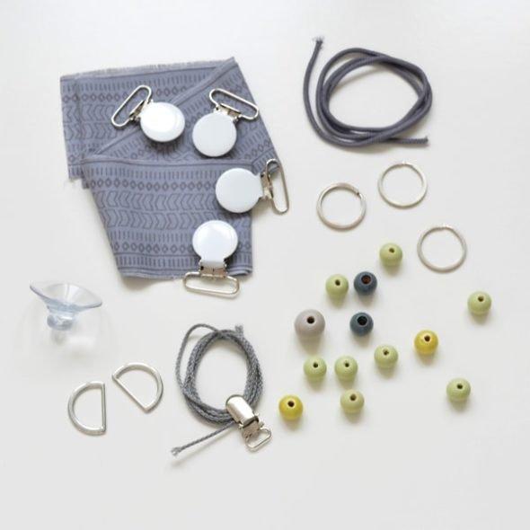 DIY-Schnullerband von ilma pallo