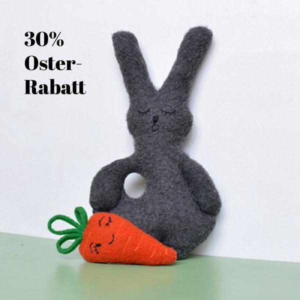 Osterbasteln: DIY-Kit *hasi*