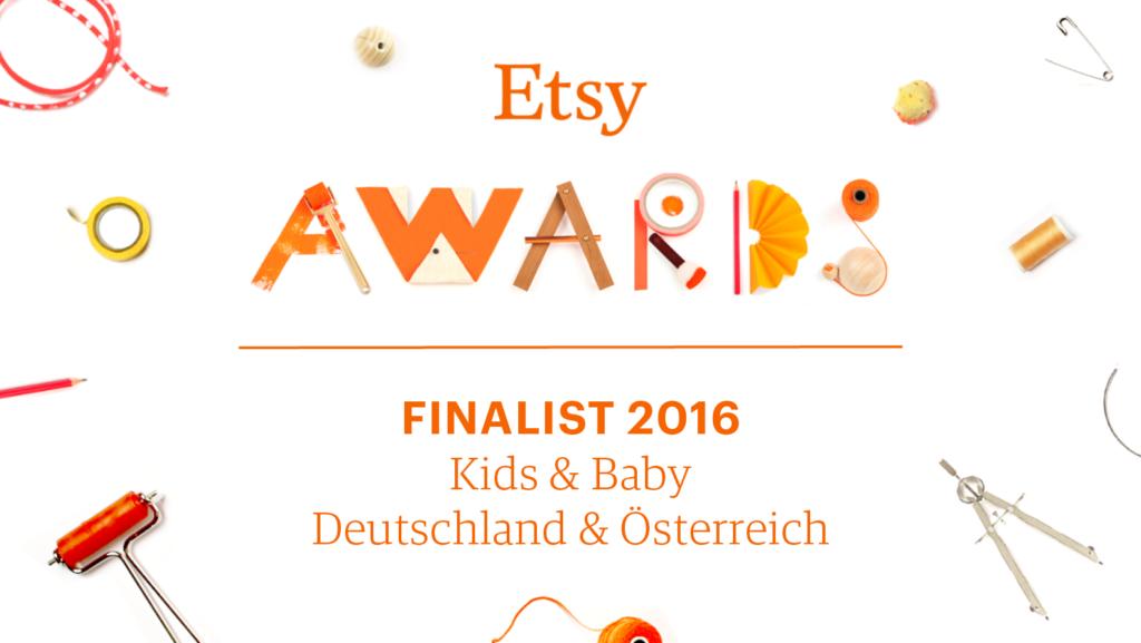 Finalist ilma pallo bei den Etsy Awards